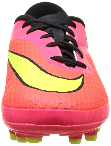 Hypervenom hypr Fg Boys Football Pnch Vlt Crmsn NIKE blck Shoes Brght Mehrfarbig Training Phelon Fpqyw