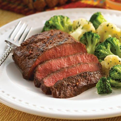 Omaha Steaks Sizzling Flat Iron Feast