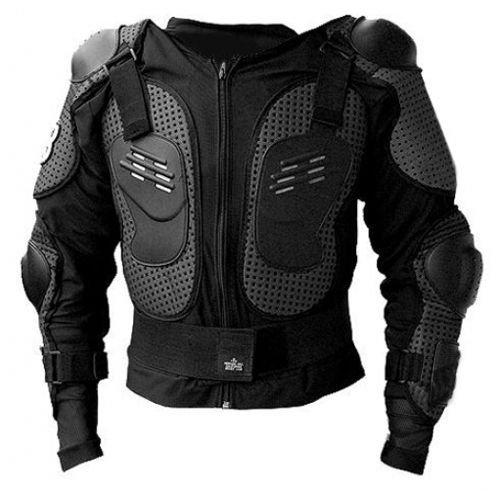 Tanque - Chaqueta protectora l Pecho Espalda (Talla L) equipo de protección para bicicleta Bike Quad motocross motocicleta Motor Sport - Protector ...