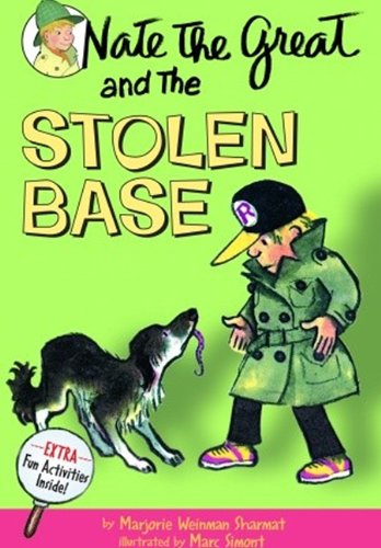 Nate The Great And The Stolen Base (Turtleback School & Library Binding Edition) (Nate the Great Detective Stories) by Yearling