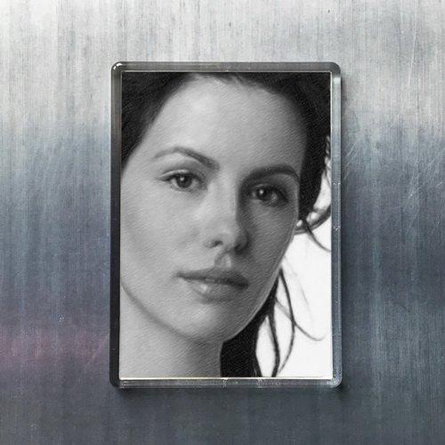 Seasons Kate Beckinsale - Original Art Fridge Magnet #js005
