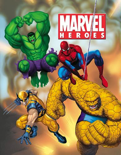 Marvel Heroes Comic Book Creator: Create Personalized Comic Books Featuring Your Favorite Marvel Characters