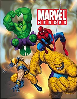 Creator book marvel comic