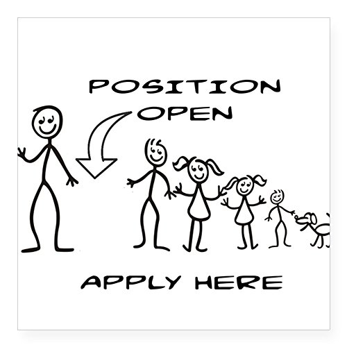 position open car decal - 8