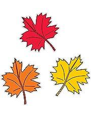 "Creative Teaching Press Fall Leaves 6"" Cut-Outs (8228)"