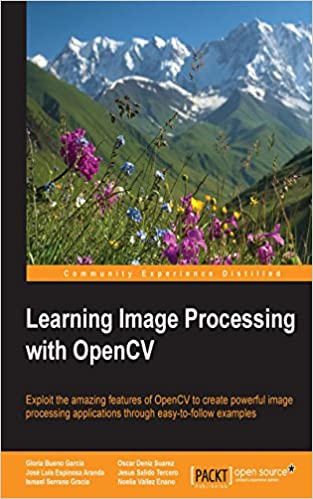 Amazon com: Learning Image Processing with OpenCV eBook