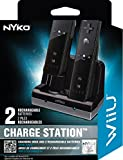 Nyko Charge Station for Wii/Wii U (Black)