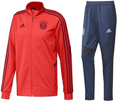 adidas Herren Trainingsanzug Fc Bayern München