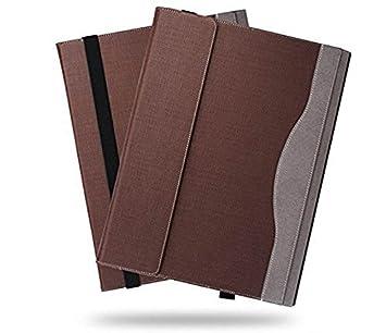3 CTOP portátil de Piel con Tapa Folio Funda Carcasa Piel ...