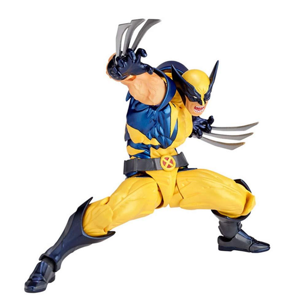 los clientes primero Marvel Avengers Wolverine Action Action Action Figuras 16cm  nuevo listado