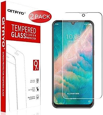 QITAYO [2 Unidades] Protector de Pantalla Lenovo Z6 Pro, [0.3mm ...