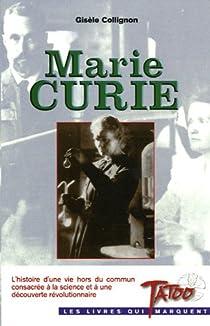 Marie Curie par Dasseville