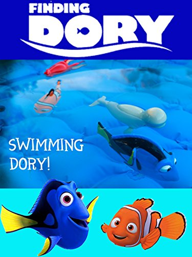 Finding Dory Swimming Toys for Toddlers : Watch online now with Amazon Instant Video: Toy ...