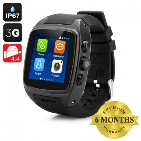 iMacwear SPARTA M7 Smart Watch Phone: Amazon.es: Electrónica