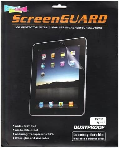 "9.7/"" screen SPC-iPad SCREEN PROTECTOR for Apple iPad"