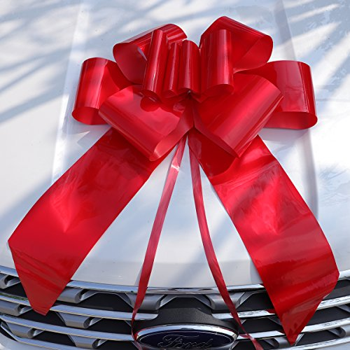 "24"" Car Bow (RED)