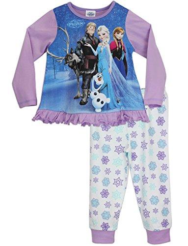 Disney Die Eiskönigin Mädchen Die Eiskönigin Schlafanzug 98