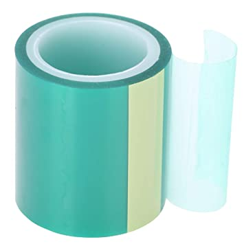 Green Craft Tape Seamless Sticky Paper Tape Traceless tape for hollow frame  Metal Expoy UV resin craft
