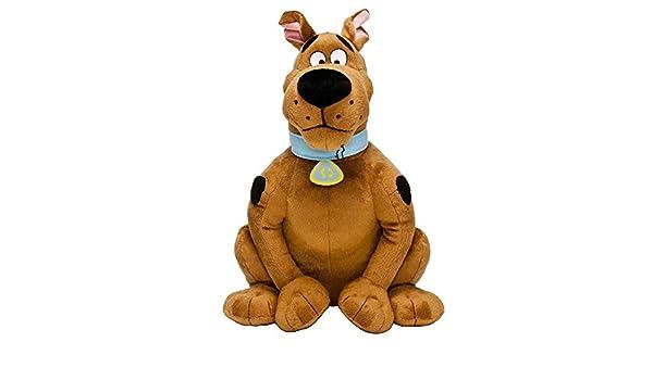 Warner Bros Peluche Scooby Doo Sentado 7 (18 cm): Amazon.es ...
