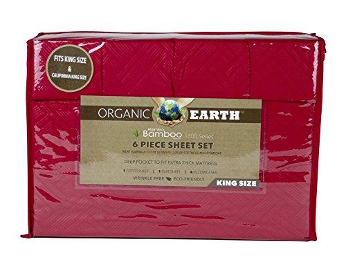 Organic Earth Bamboo Blend Eco Friendly