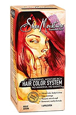 Best Cheap Deal for Shea Moisture Bright Auburn Hair Color System from SHEA MOISTURE - Free 2 Day Shipping Available