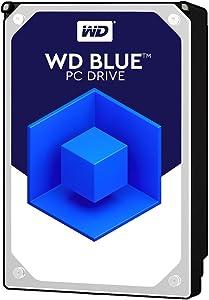 Western Digital 640 GB 5400rpm SATA2 8 MB 2.5-Inch Notebook Hard Drive WD6400BEVT (Scorpio Blue)