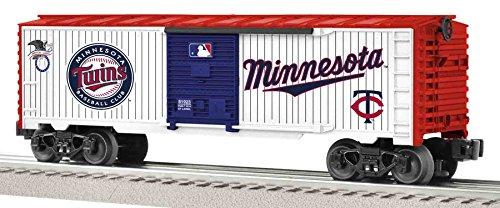 LNL81923 O USA/MLB Minnesota Twins Boxcar