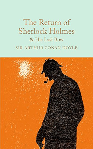 book cover of The Return of Sherlock Holmes