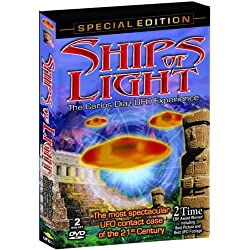 Ships of Light - The Carlos Diaz UFO Experience, 2 DVD Special Edition
