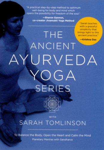 Amazon.com: The Ancient Ayurveda Yoga Series: Sarah ...