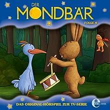 Der Mondbär 8: Das Original-Hörspiel zur TV-Serie Hörspiel von Der Mondbär Gesprochen von: Elke Schützhold