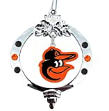 Baltimore Orioles Christmas Tree Ornament