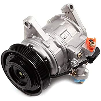 ECCPP A/C Compressor with Clutch fit for 1999-2004 Jeep Grand Cherokee CO 22033C Car Air AC Compressors Kit