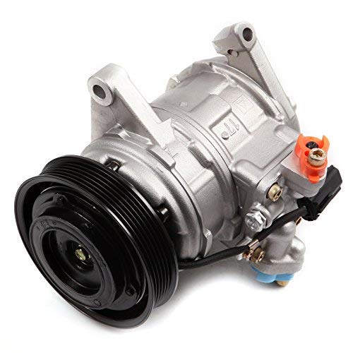 (ECCPP A/C Compressor with Clutch fit for 1999-2004 Jeep Grand Cherokee CO 22033C Car Air AC Compressors Kit)
