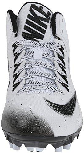 Tacchetta Da Calcio Nike Mens Alpha Pro 2 Bianco / Nero