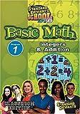 Standard Deviants School - Basic Math, Program 1 - Integers & Addition (Classroom Edition)