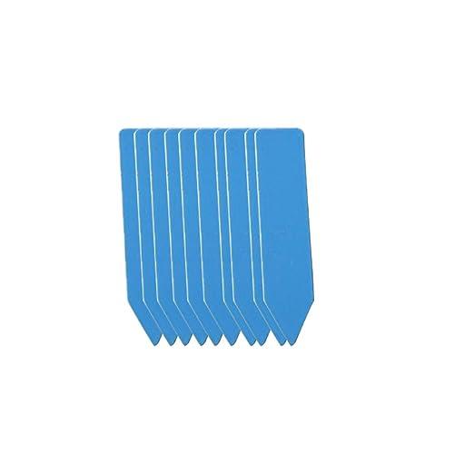 CA0boluoC 100 etiquetas de plástico para árbol de plantas ...