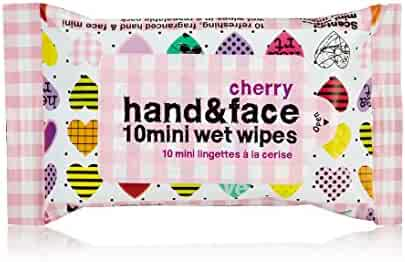 Worldwide Brands Hearts Mini Wipes