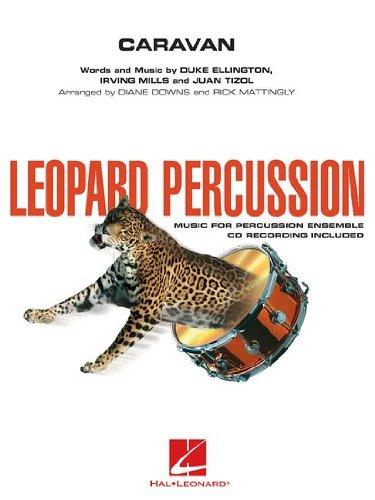 Caravan - Leopard Percussion ()