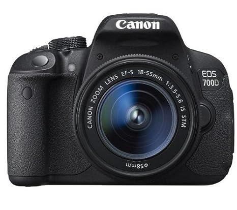 CANON 700D + objetivo EF-S 18-55mm IS STM + Mochila Expert Shot ...