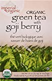 Organic Green Tea with Goji Berry 18 Bag(S)