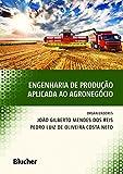 capa de Engenharia de Produção Aplicada ao Agronegócio