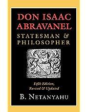 Don Isaac Abravanel: Statesman and Philosopher