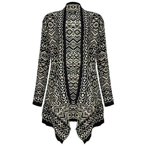 Fashion - Gilet - Femme Tribal Print