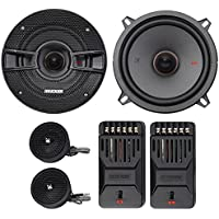 Kicker KSS504 KSS50 5.25 Component system with 1 tweeters 4-Ohm