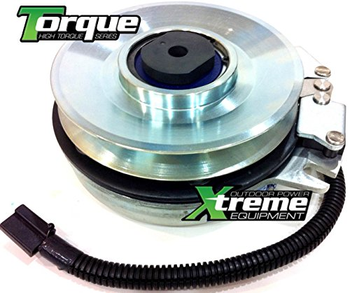 Xtreme Outdoor Power Equipment X0240 Replaces Warner 5218-52 PTO Clutch Free Upgraded Bearings & Machined Pulley