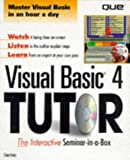 Visual Basic 4 CD Tutor, Clint Hicks, 0789707330