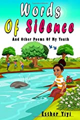 Words Of Silence: And Other Poems Of My Youth Paperback