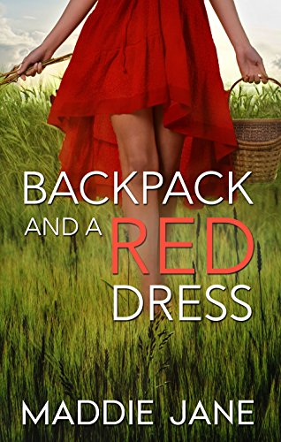 Australia Dress Red (Backpack And A Red Dress)