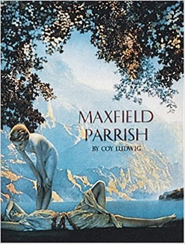Maxfield parrish coy ludwig 9780887405273 amazon books maxfield parrish 2nd ed edition fandeluxe Choice Image